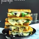 Greek Grilled Cheese Cover