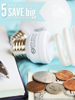 5 Ways to Save Big on Electricity