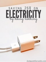 Save 26% on Electricity