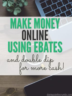 How to Make Money Online with Ebates
