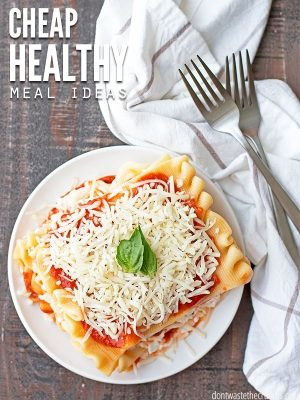 Cheap Healthy Meal Ideas for June