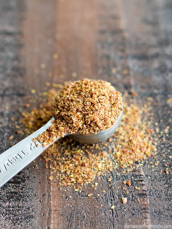 Ways to use Milled Flaxseed in your recipes and baking