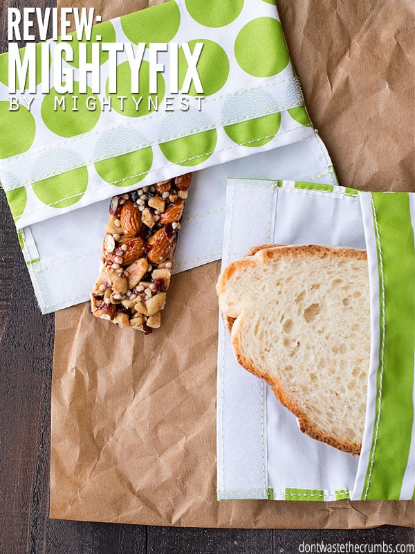Making healthy changes can be overwhelming, and that's why I wrote this MightyFix review. It's a subscription that offers one new product every month, designed to help you make positive changes at home. If you want a healthier home but don't know where to start, read my honest thoughts about this new program! :: DontWastetheCrumbs.com