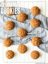 Molasses Breakfast Cookies Cover