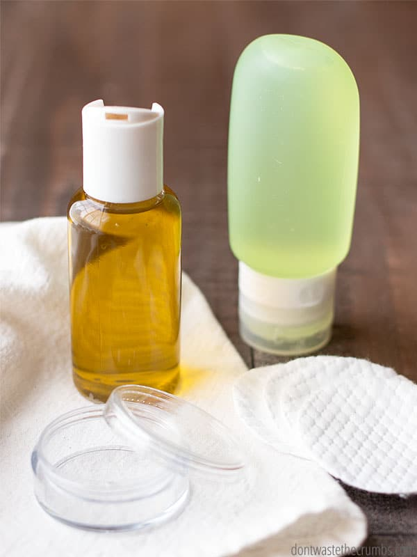 Natural Makeup Remover | 7 methods using just 1 ingredient