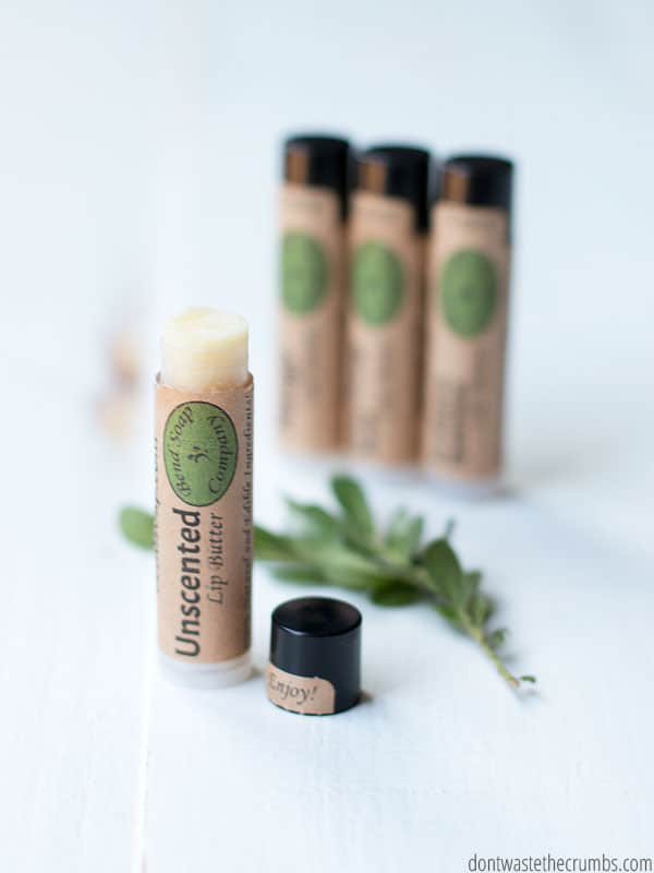 Simple methods to heal chapped lips - without chapstick or lip balm! :: DontWastetheCrumbs.com