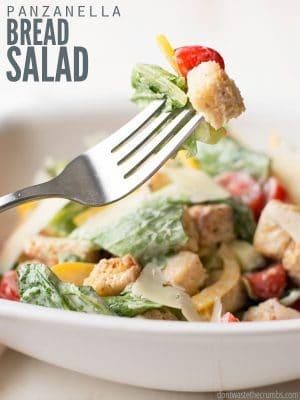 Panzanella (Bread Salad)