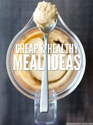 Healthy Meal Ideas for November