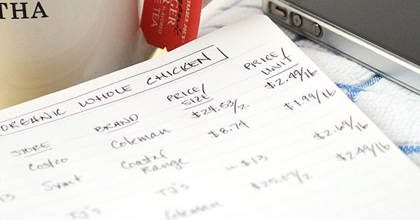 how to save on groceries without a calculator simple tricks that works