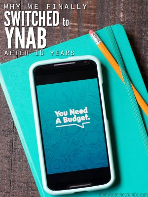 Why We Switched to YNAB After 10 years of Pencil and Paper