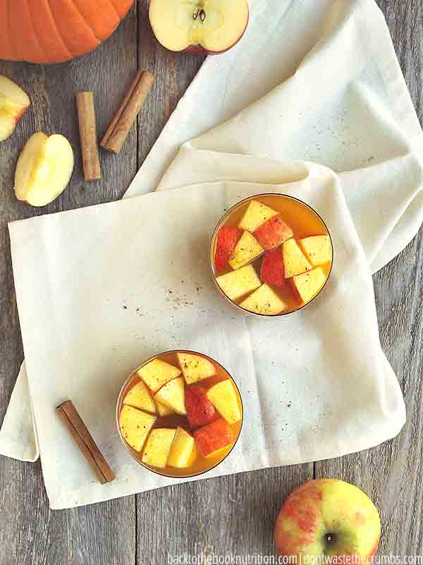 Need a quick sweet treat for a fall night? Pumpkin pie spiced apple cider is the way to go! Healthy and tasty, its a great treat for a chilly fall evening.