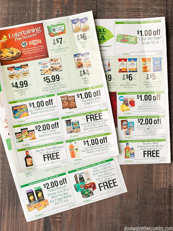 I quit coupons for multiple reasons, one of which was because it actually cost me more money. Now with my tried and true system, I save more money and time on real food than ever before.