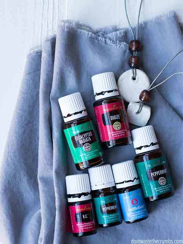 I use a few natural products and common sense tips to keep my family healthy during holiday travel. It's not hard to keep the sniffles away even on the road!