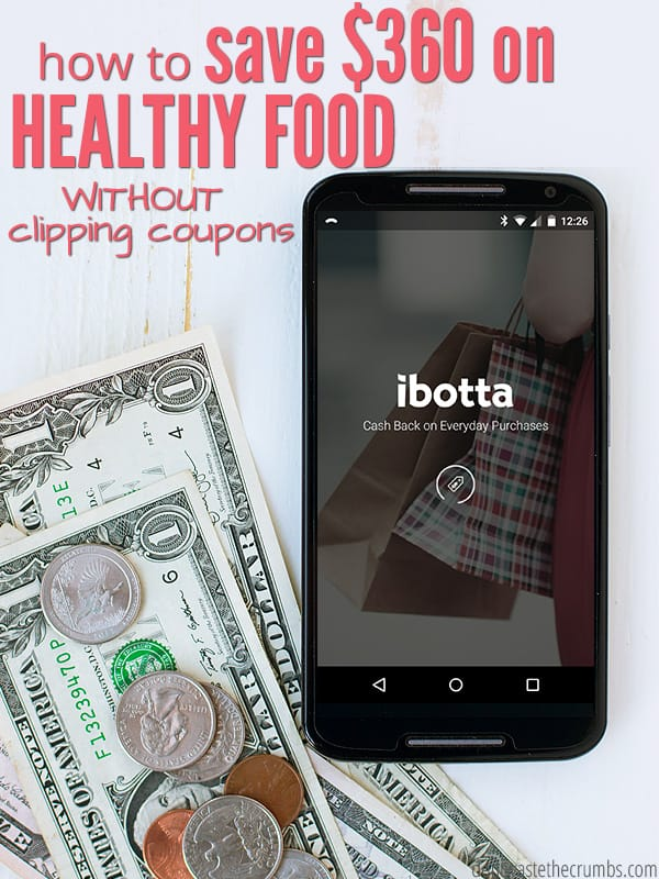 I tested over 50 money saving apps - this is my honest Ibotta review, with pros and cons and whether it can really save you money or just waste your time. :: DontWastetheCrumbs.com