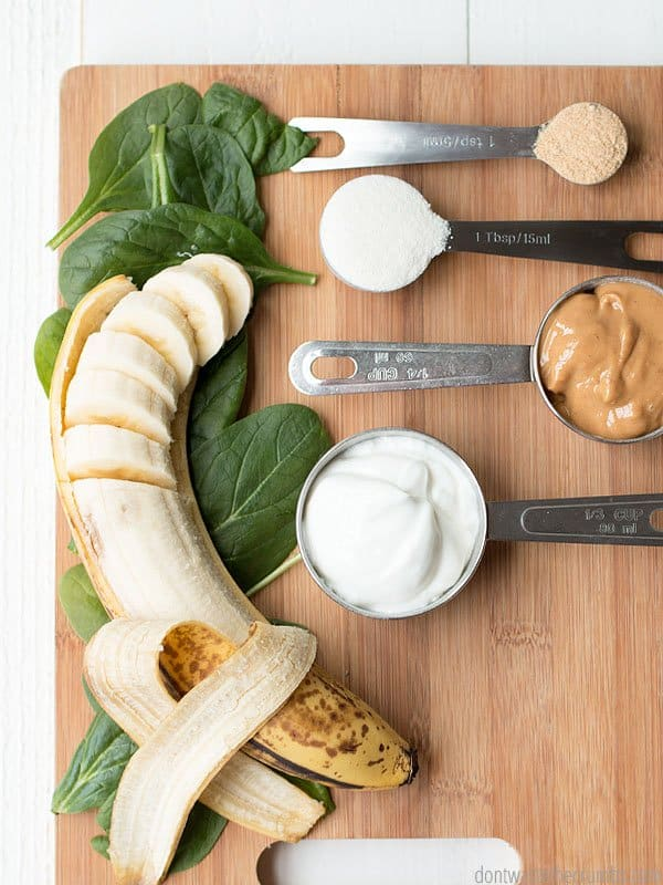 You can make high protein smoothies with these simple ingredients from your kitchen. No expensive powders needed!