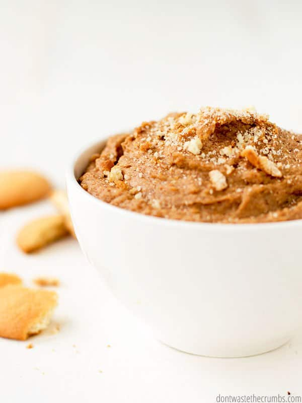 Want to get more beans into your diet? Try snickerdoodle hummus! It's a great twist on cookie dough hummus and sure to please any picky eater.