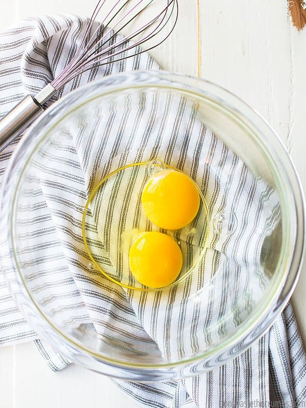 how to make scrambled eggs without milk