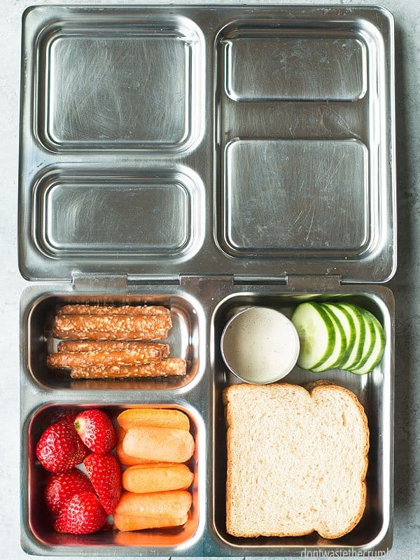 Do you pack your kids' lunch? The best school lunch box is hard to find! Read my recommendations here!
