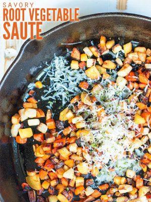 Root Vegetable Saute