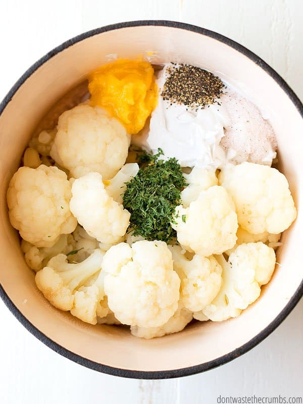If you're looking to add more vegetable variety to your diet, look no further! Mashed cauliflower recipe is delicious and EASY. They taste great and are super healthy. Whole30 approved too!