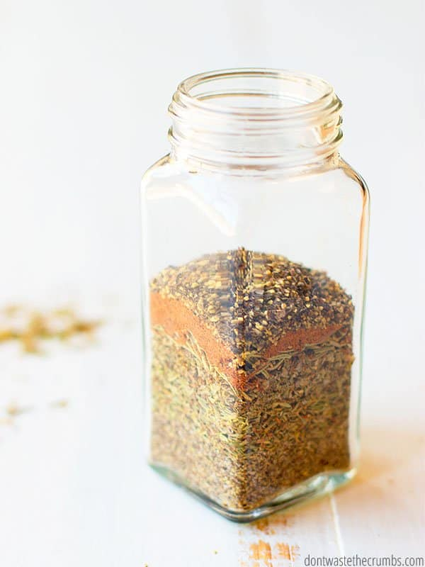 Homemade poultry spice blend is so easy! You can season any chicken or turkey. Plus tons of other ideas on how to use it!