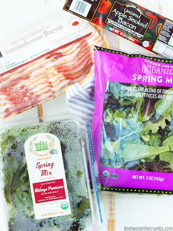 Have you ever compared prices between Trader Joe's and Whole Foods? This detailed list does that for you!