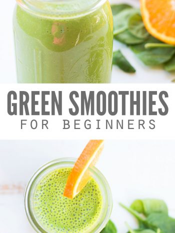 The Best Green Smoothie Recipe For Beginners Don T Waste The Crumbs