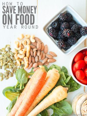 38 Ways to Save Money on Food Year Round