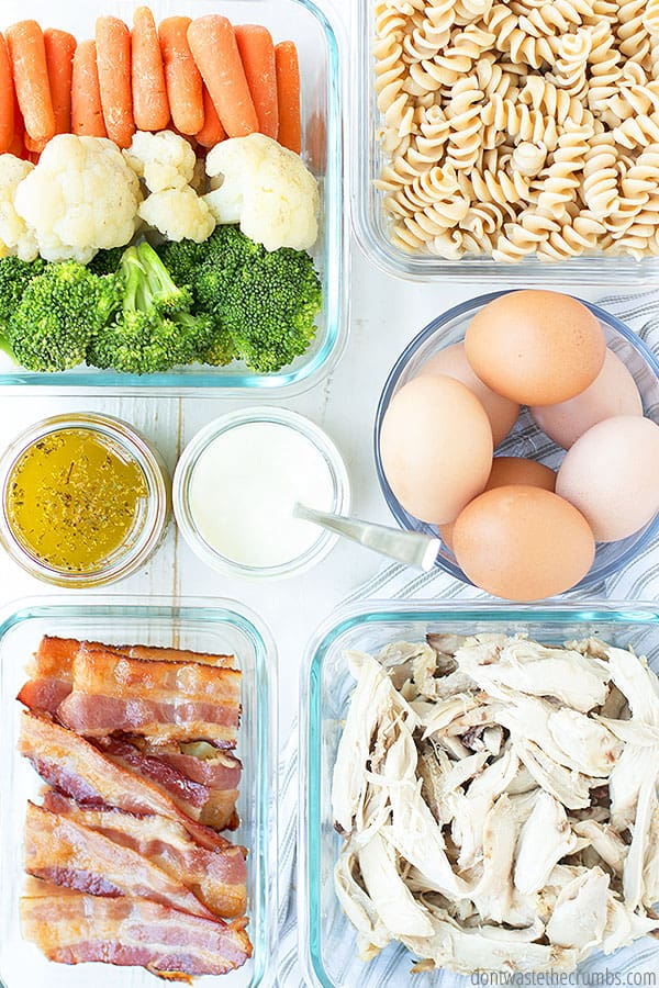 meal prep dinner ideas