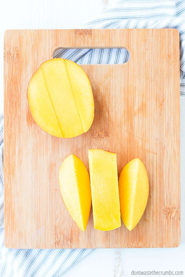 hack for how to prepare a mango