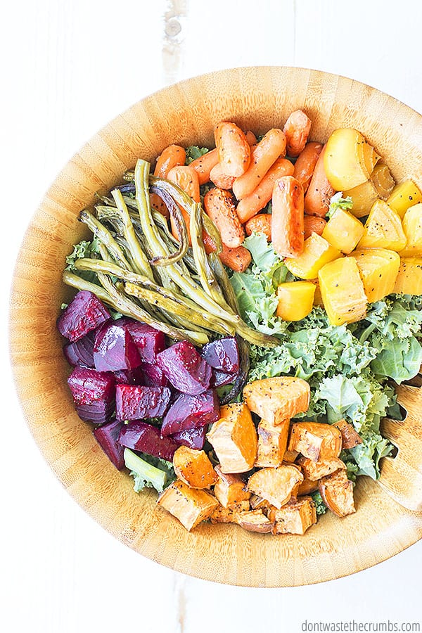 Enjoy simple and healthy recipes, full of seasonal produce, on this one-month meal plan for February 2020.
