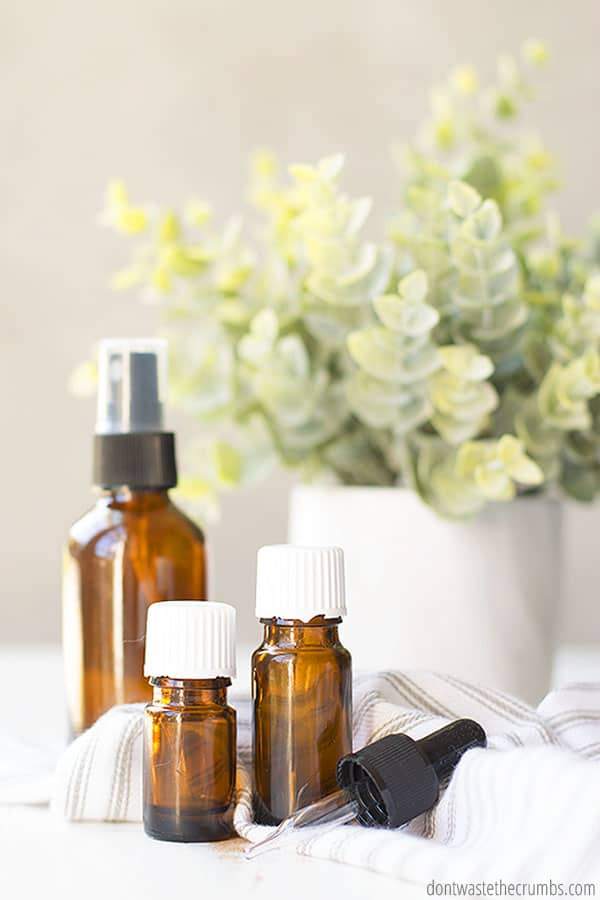 You can live frugally when you replace products for natural and healthy ones that are homemade with essential oils