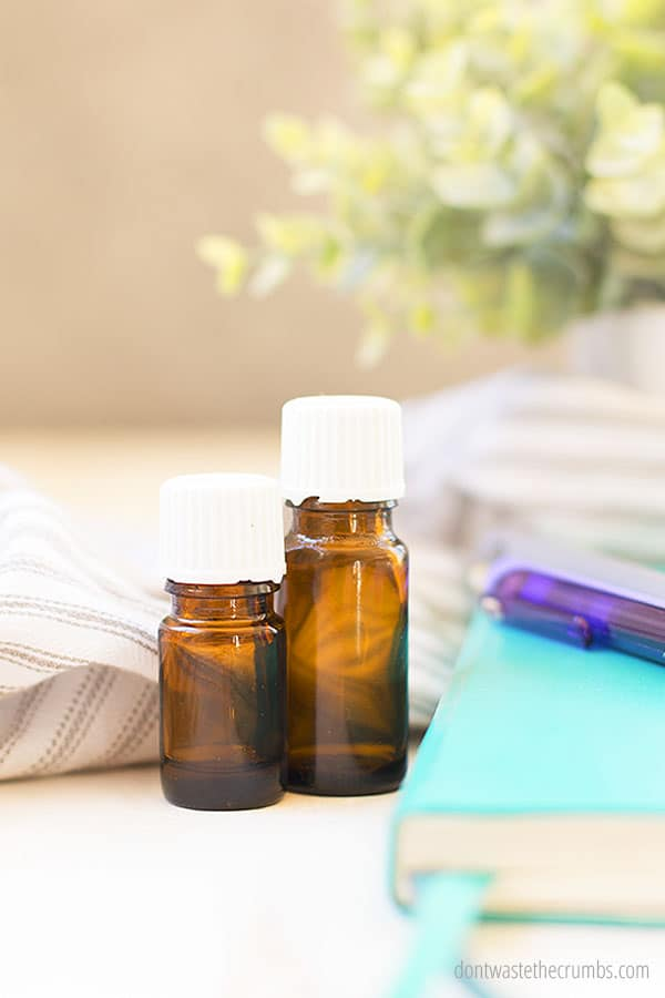 A goal for the New Year 2020 is to find uses for the essential oils that I already have.