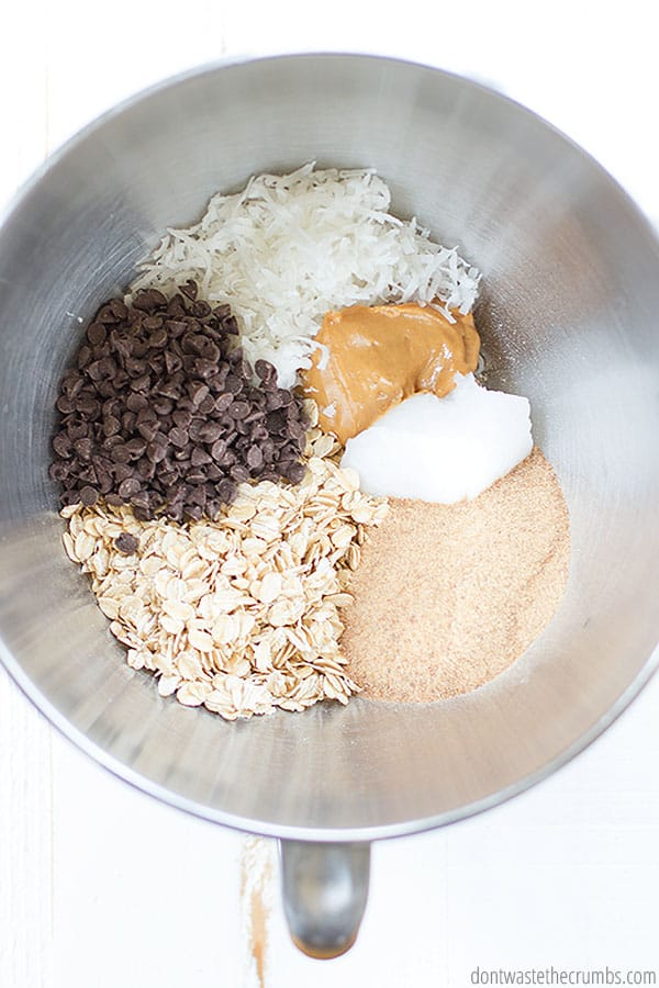 These classic No Bake Cookies are fast and easy to make with only 10 pantry ingredients!