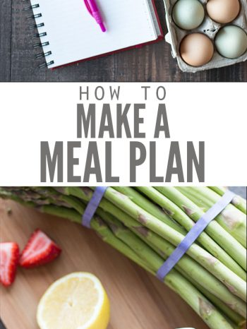 Learn How to Meal Plan and Make it Work for your family, even around your busy schedule. Make it for a week or a month to eat real food and stay on budget! If you'd like all of the learning tools to save big money on real food meal planning, check out my Grocery Budget Bootcamp. #mealplanfortheweek #mealplanforthemonth #mealplanonabudget #mealplanforafamily #beginnersmealplan #realfood #healthy #dontwastethecrumbs