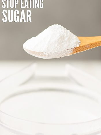 How my family is quitting sugar and 3 simple steps that your family can follow for cutting out sugar too. Plus lots of practical day-to-day tips for avoiding cravings and cutting out sugar without the family even noticing! :: DontWastetheCrumbs.com