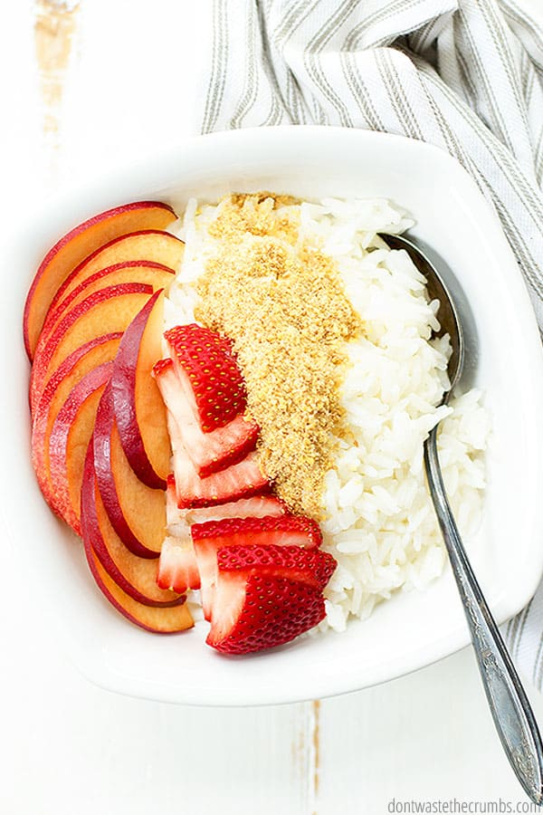 Oatmeal and porridge are super healthy for you and one of the most nourishing breakfasts you can have!