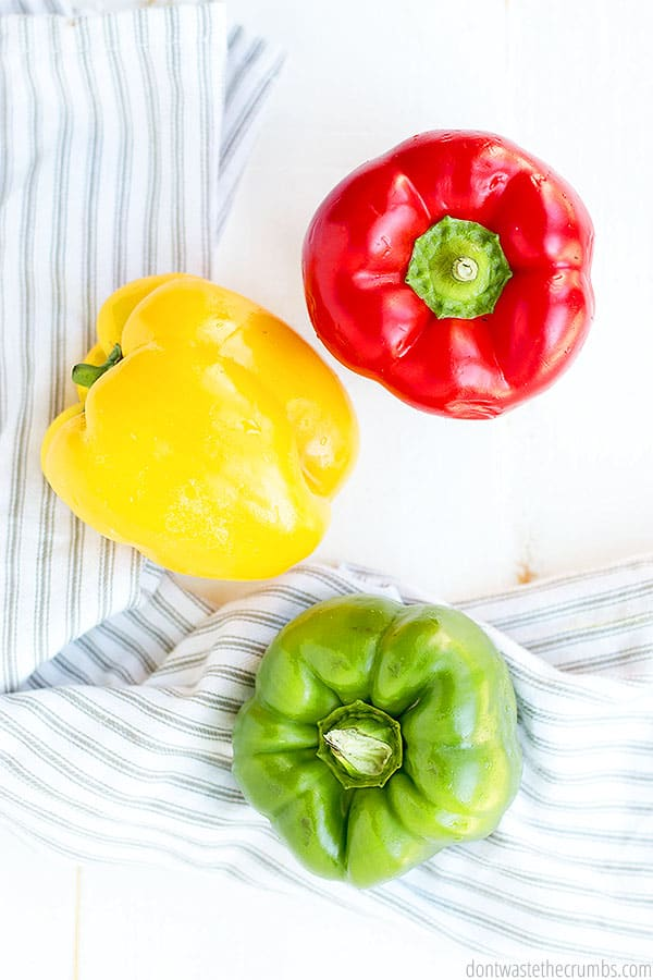 Find out what's in season for July with this produce guide.