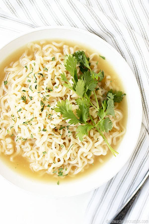 Learn how to make ramen homemade with this simple tutorial!