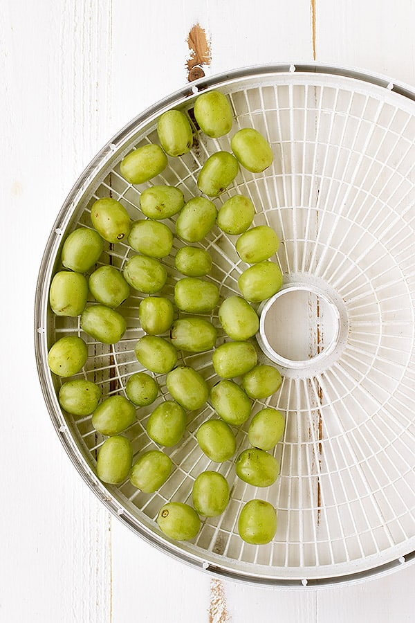 Have an abundance of produce? Try dehydrating fruit to make it last longer and create a healthy snack!