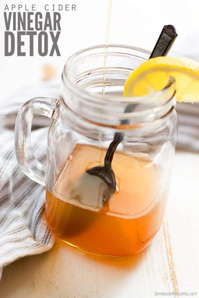 Feeling like you need a little detox? This apple cider vinegar detox elixir is an easy way to improve your health and cleanse from the inside out! Similar to kombucha, drink daily to increase your energy and improve digestion!