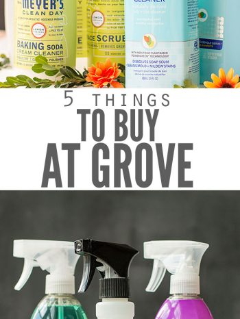Here are the best products to buy at Grove Collaborative, what to skip, and how to save the most money! Plus the VIP membership and the monthly freebies!